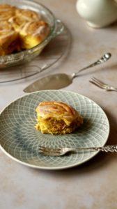 Was macht man aus Kürbisresten - Kürbis-Zimtschnecken