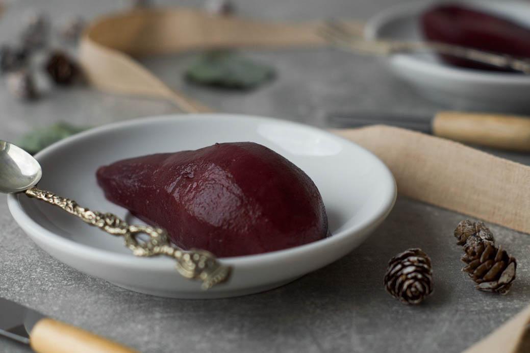 Rotweinbirnen – Reife Birnen verwerten