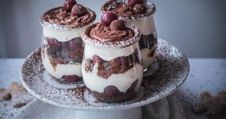 Lebkuchen verwerten – Tiramisu ohne Ei